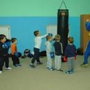 Тренировки в зале на Северо-сирецкой