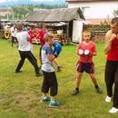 Спортивные сборы 2015. Карпаты, пгт Славское.